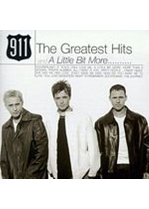 911 - Great Hits & A Little Bit More (Music CD)