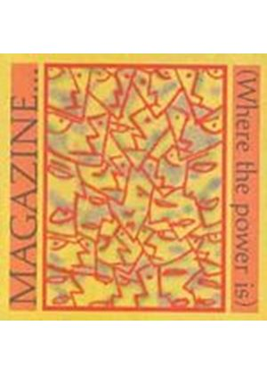 Magazine - Where The Power Is (Music CD)