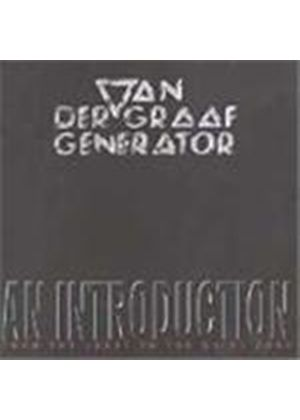 Van Der Graaf Generator - An Introduction (From The Least To The Quiet Room) (Music CD)
