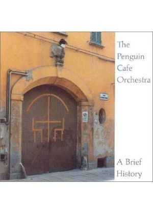 Penguin Cafe Orchestra - Brief History (Music CD)