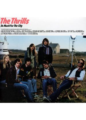The Thrills - So Much For The City (Music CD)