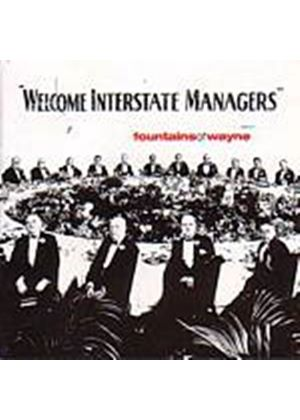 Fountains Of Wayne - Welcome Interstate Managers (Music CD)