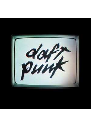 Daft Punk - Human After All (Music CD)