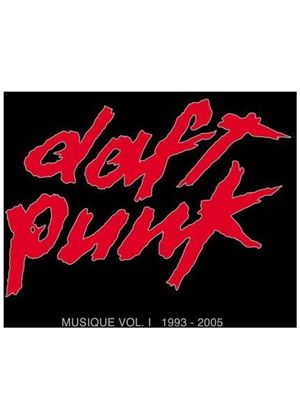Daft Punk - Musique Vol.1 1993 - 2005: Best of (Music CD)
