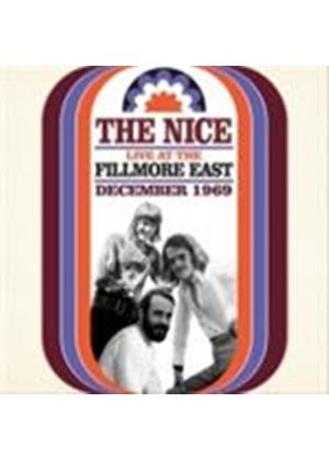 The Nice - Live At The Fillmore East (December 1969) (Music CD)