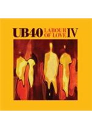 UB40 - Labour Of Love Vol.4 (Music CD)