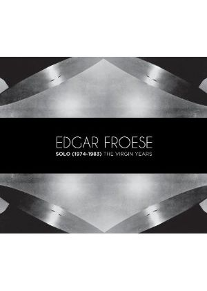 Edgar Froese - Solo (1974-1983) (The Virgin Years) (Music CD)