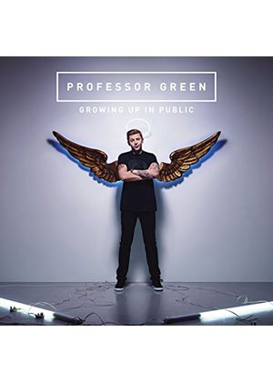 Professor Green - Growing Up In Public (Music CD)