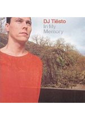 DJ Tiesto - In My Memory (Music CD)