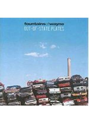 Fountains Of Wayne - Out Of State Plates (Music CD)