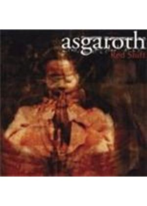 Asgaroth - Red Shift [Digipak] [ECD] (Music CD)