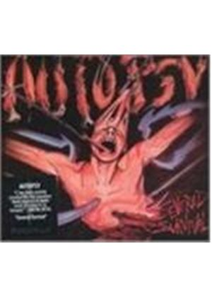 Autopsy - Severed Survival (Music CD)