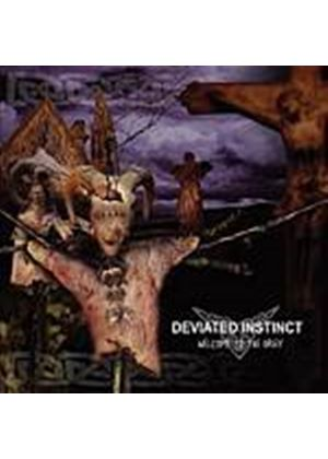 Deviated Instinct - Welcome To The Orgy (Music CD)