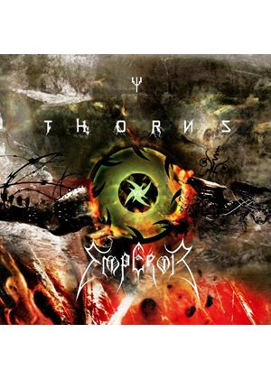 Thorns & Emperor - Thorns V Emperor (Music CD)