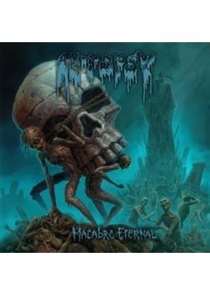 Autopsy - Macabre Eternal (Music CD)