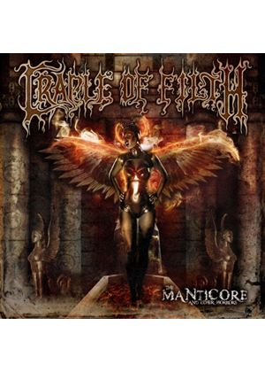 Cradle of Filth - Manticore And Other Horrors (Music CD)