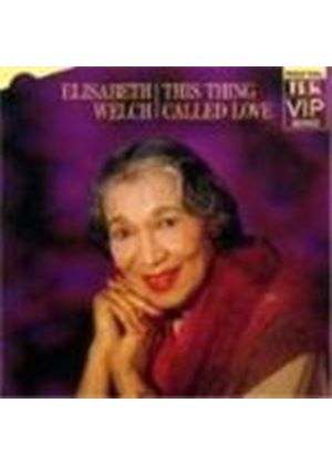 Elisabeth Welch - This Thing Called Love
