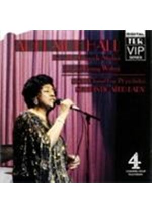 Adelaide Hall - Live At The Riverside Studios (Music CD)