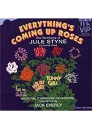 National Symphony Orchestra - Overtures Vol.1 (Everything's Coming Up Roses) (Music CD)