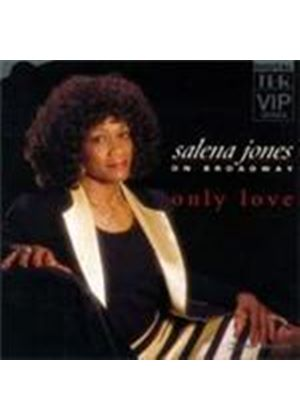 Salena Jones - Salena Jones On Broadway (Only Love) (Music CD)