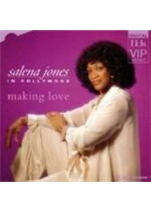 Salena Jones - Salena Jones On Hollywood (Music CD)