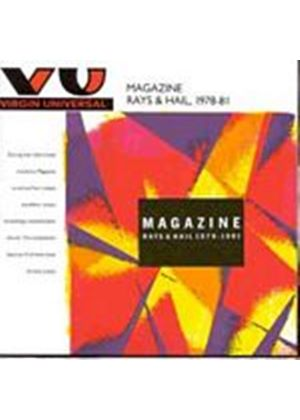 Magazine - Rays And Hail 1978-81 (Music CD)