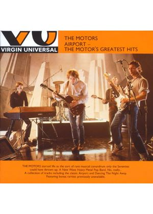 The Motors - Airport - Greatest Hits (Music CD)