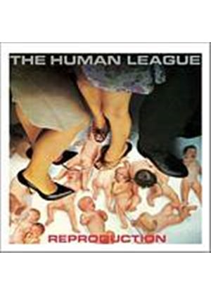 The Human League - Reproduction (Remastered) (Music CD)