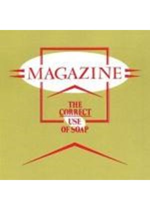 Magazine - The Correct Use of Soap (Music CD)