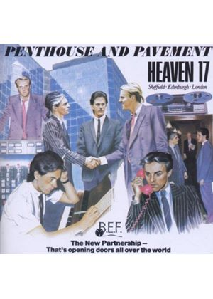 Heaven 17 - Penthouse And Pavement [Remastered Bonus Tracks] (Music CD)