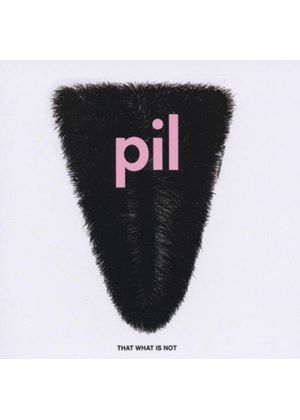 Public Image Ltd. - That What Is Not (Music CD)