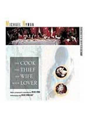 Original Soundtrack - The Cook, The Thief, His Wife And Her Lover (Nyman) (Music CD)