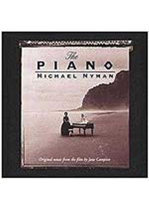Original Soundtrack - The Piano (Nyman) [Jewel Case Version] (Music CD)