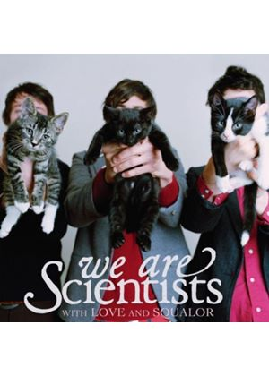 We Are Scientists - With Love and Squalor (Music CD)
