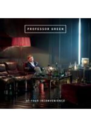 Professor Green - At Your Inconvenience (CD & DVD) (Music CD)