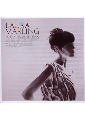Laura Marling - I Speak Because I Can (Music CD)
