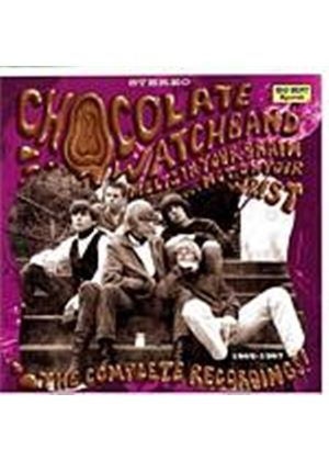 Chocolate Watch Band - Melts In Your Brain, Not On Your Wrist (Music CD)
