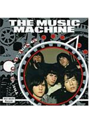 The Music Machine - The Ultimate Turn On (Music CD)
