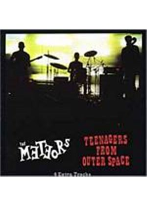 The Meteors - Teenagers From... (Music CD)
