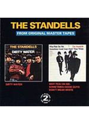 The Standells - Dirty Water/Why Pick On Me... (Music CD)