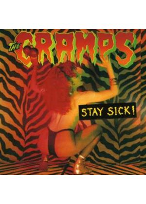 The Cramps - Stay Sick (Music CD)