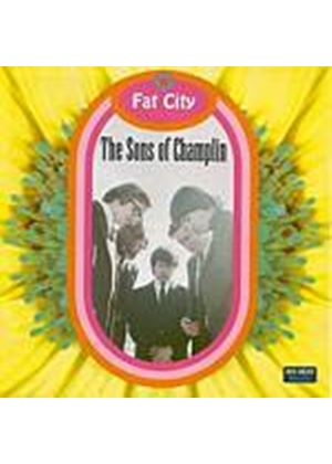 City Fat - Sons Of Champlin (Music CD)