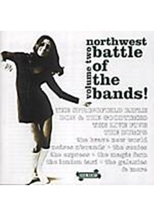 Various Artists - Northwest Battle Of The Bands Vol. 2 (Music CD)