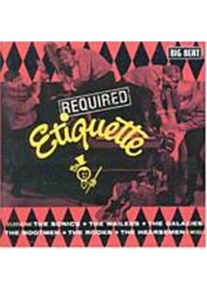 Various Artists - Required Etiquette (Music CD)
