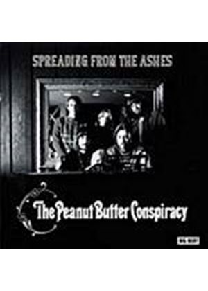 Peanut Butter Conspiracy - Spreading From The Ashes (Music CD)