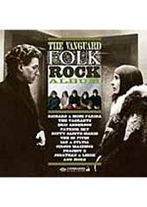 Various Artists - The Vanguard Folk Rock Album (Music CD)