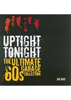 Various Artists - Uptight Tonight: The Ultimate 60s Garage Collection (Music CD)