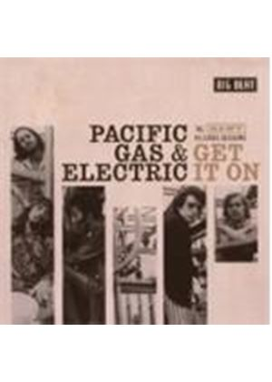 Pacific Gas And Electric - Get It On - The Kent Records Sessions