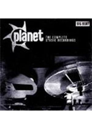 PLANET - The Complete Studio Recordings