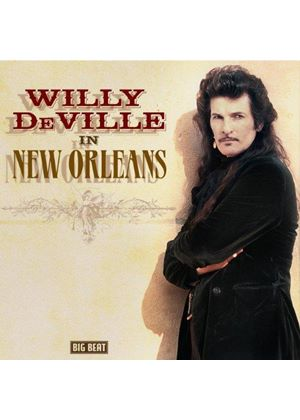 Willy DeVille - In New Orleans (Music CD)